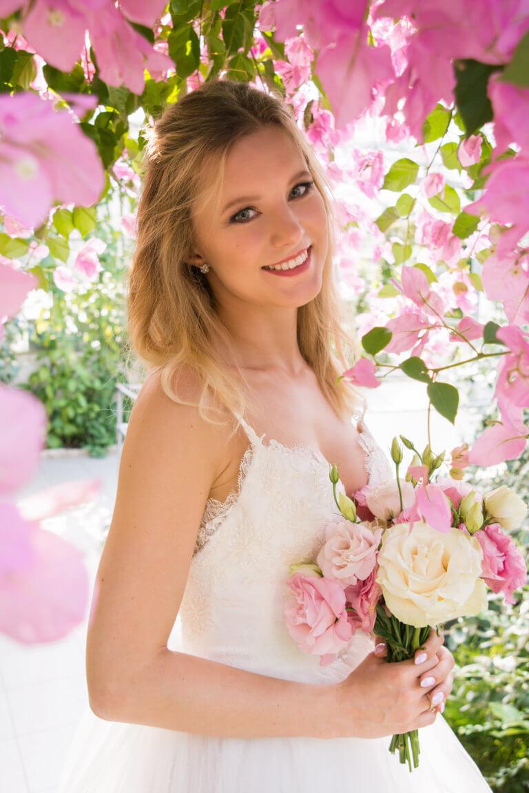 makijaż sesja ślubna