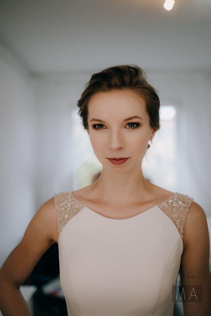 Ania makijaż ślubny warszawa