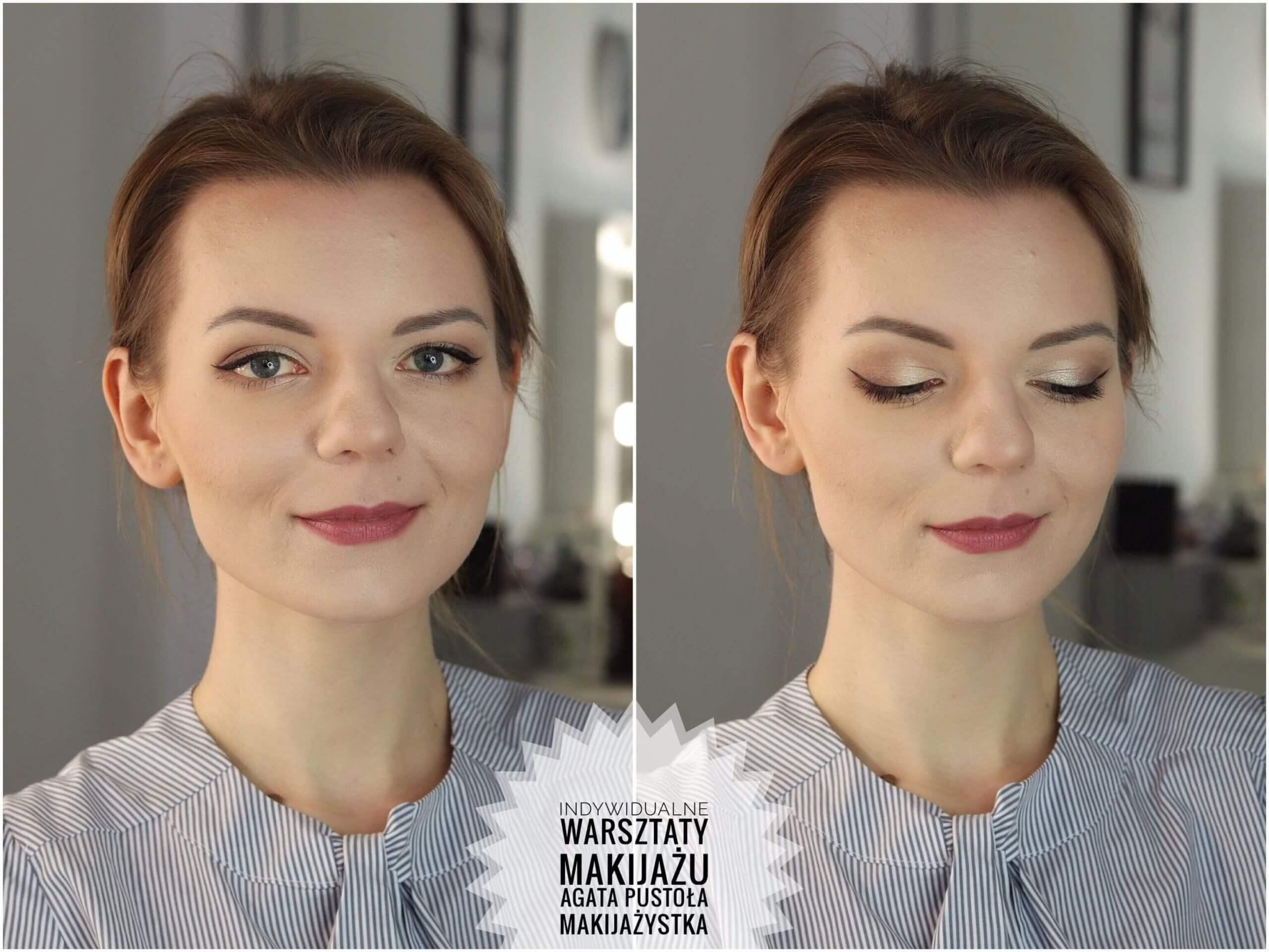 indywidualne warsztaty makijażu dziennego warszawa
