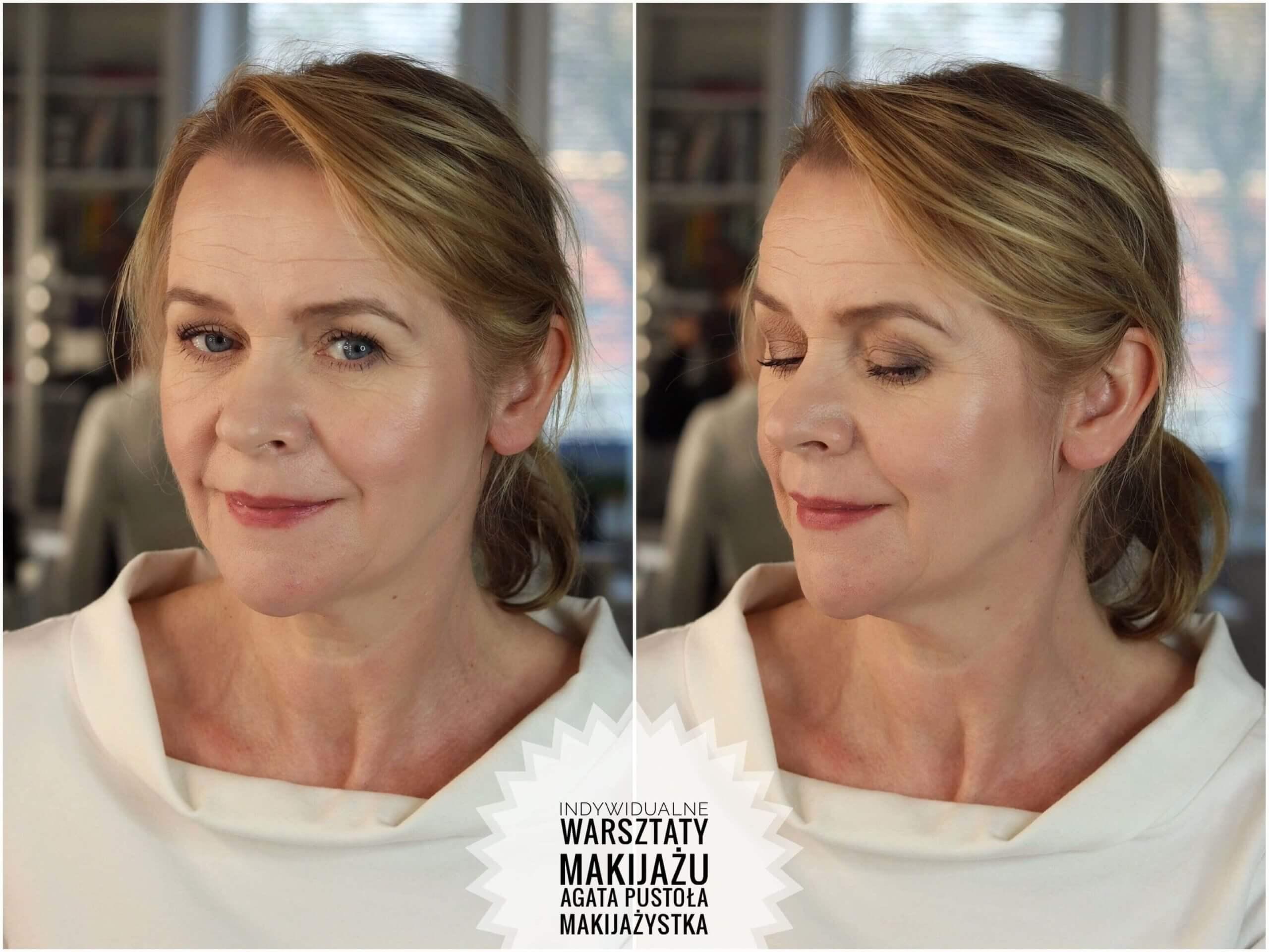 indywidualne warsztaty makijażu dziennego na prezent dla mamy