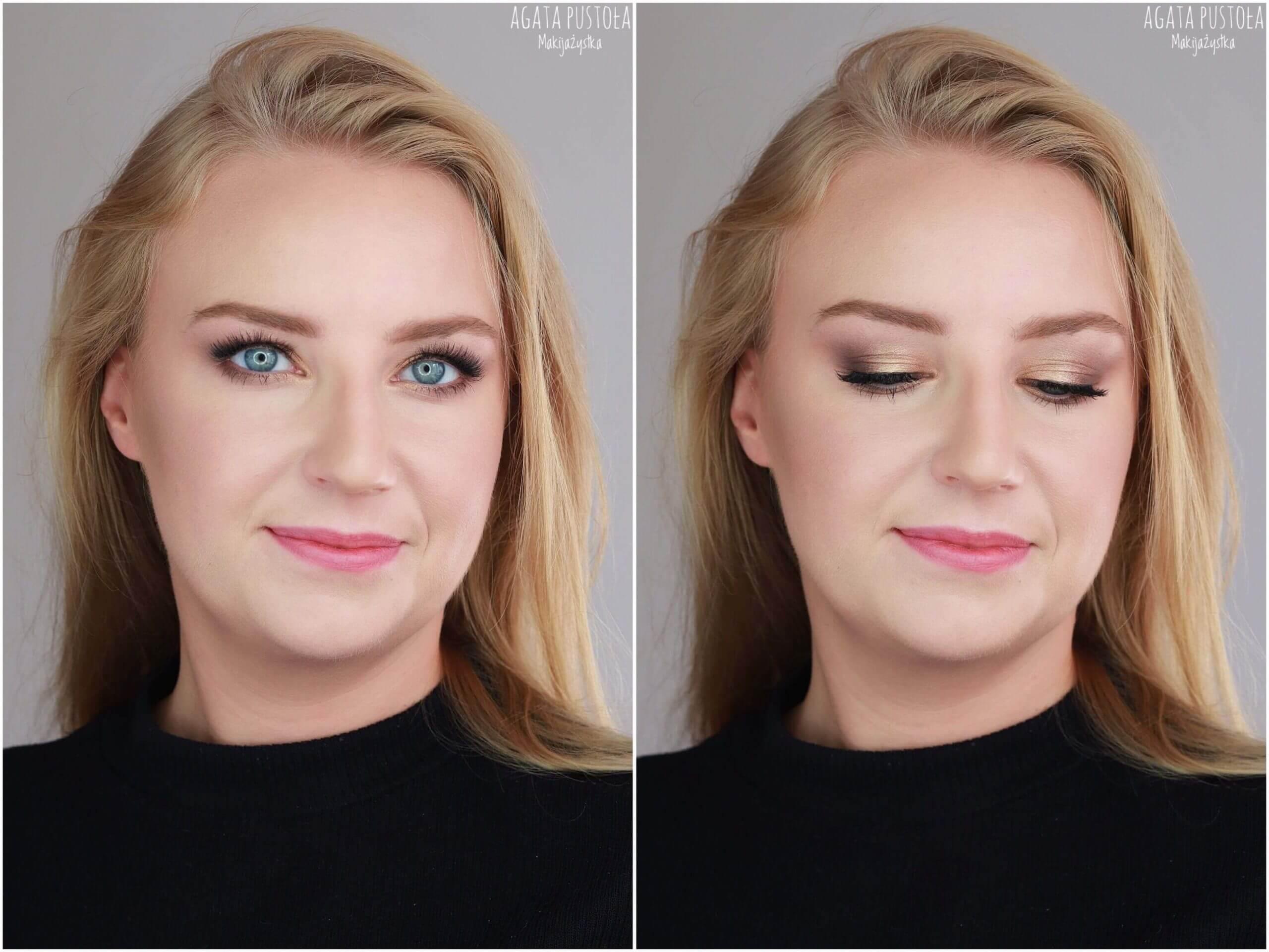 makijaż ślubny do sesji zdjęciowej Warszawa