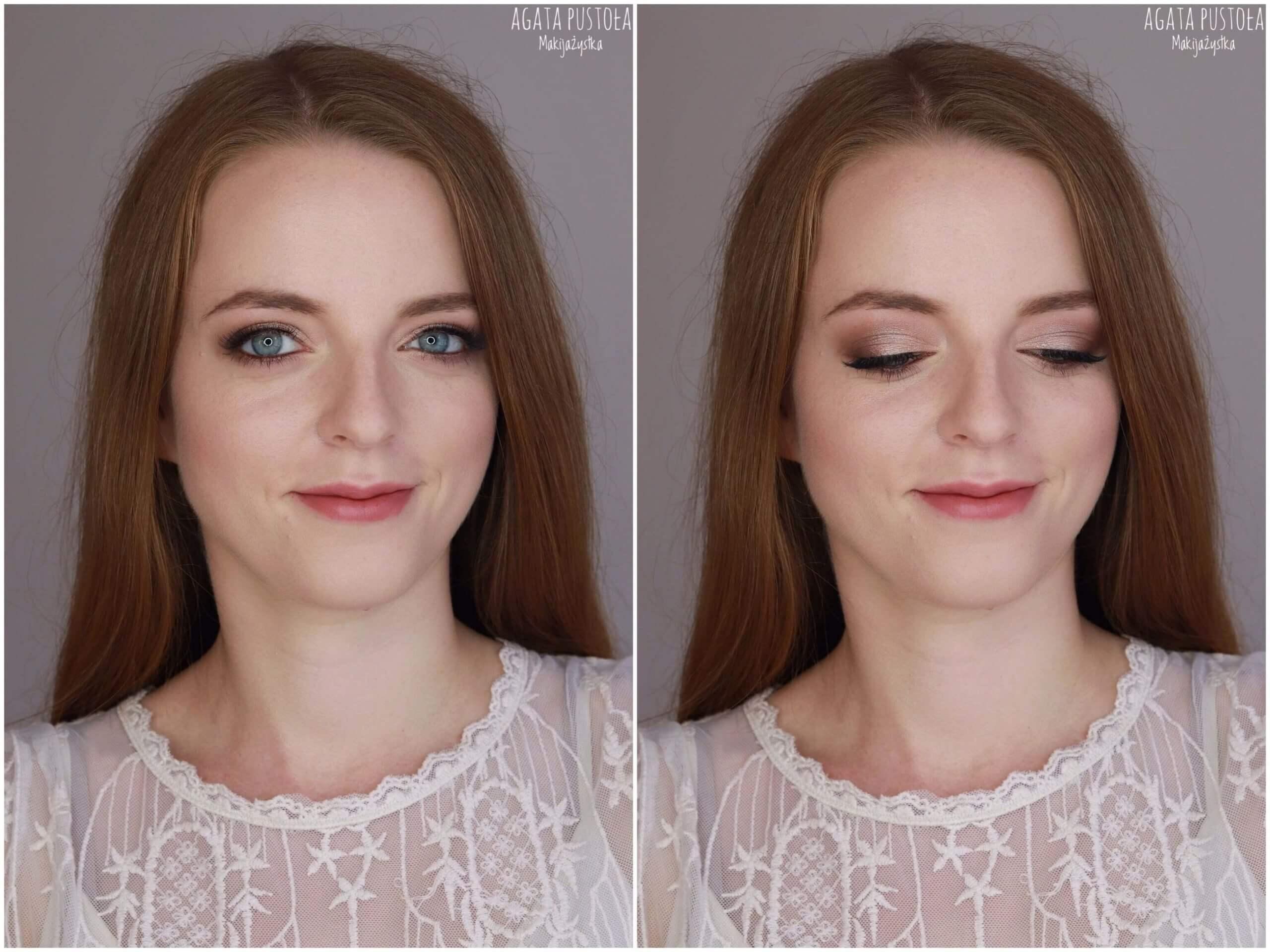 makijaż do sesji zdjęciowej ślubnej Warszawa
