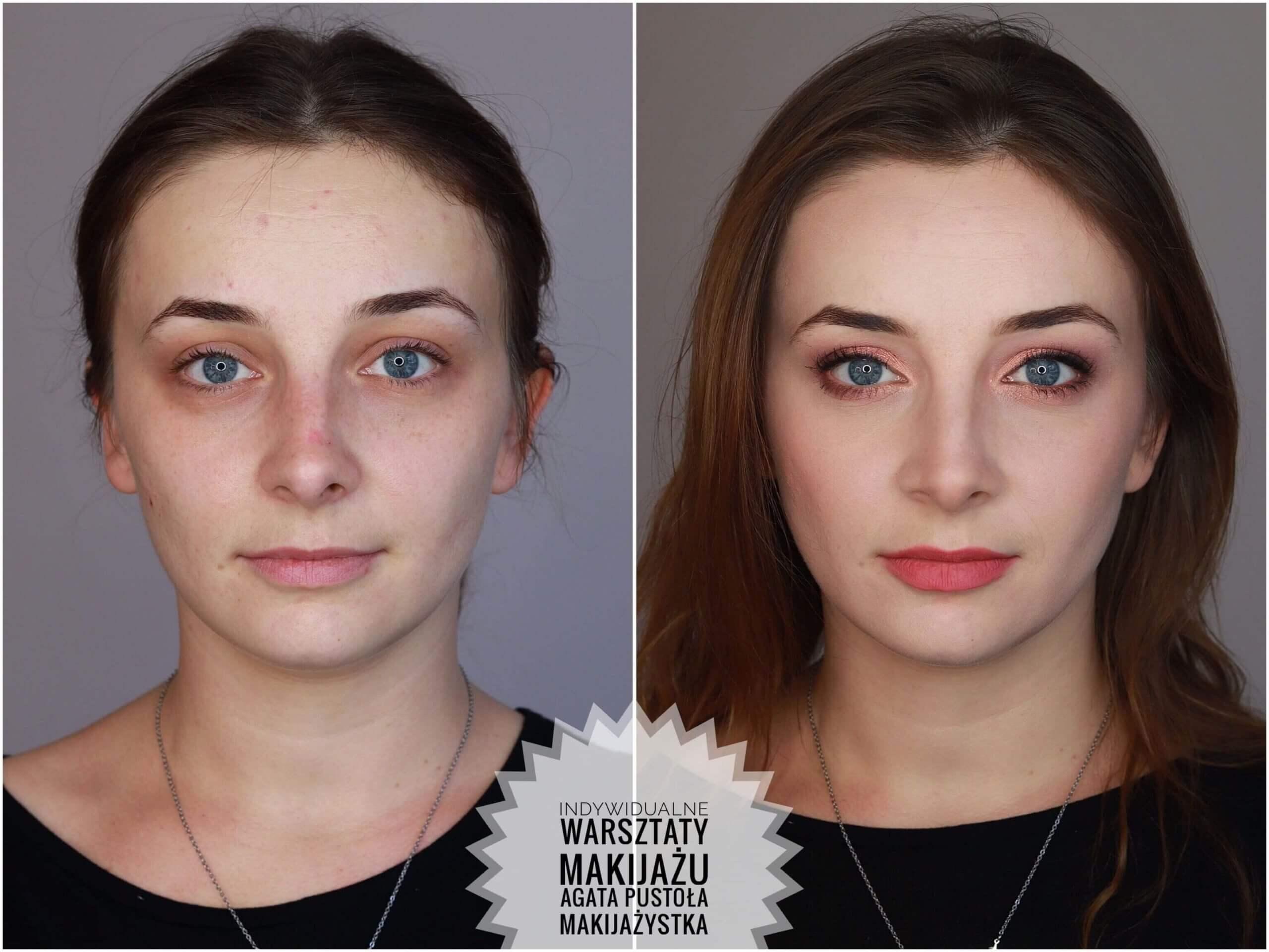 warsztaty makijażu wieczorowego Warszawa