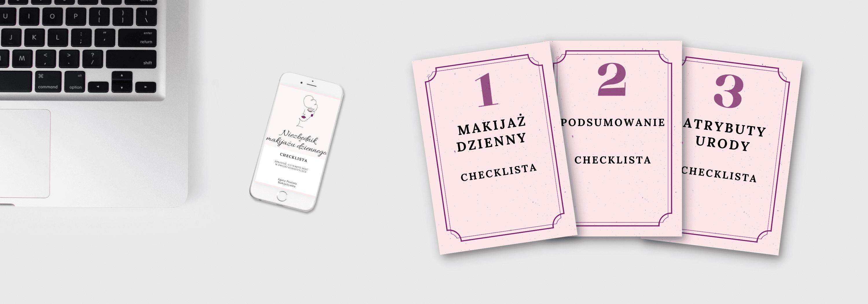 checklista kosmetykow do makijazu dziennego
