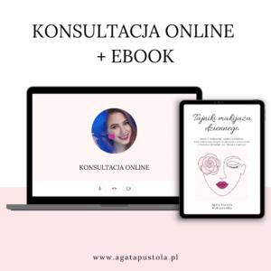 makijaz konsultacja online i ebook tajniki makijazu dziennego